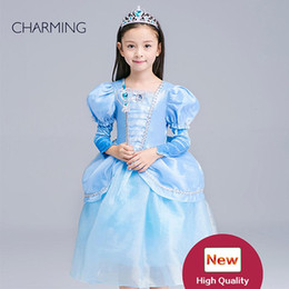 Wholesale Princess Apparel - kids dresses pretty girls dresses wholesale products to sell online roleplaying performance apparel kids shop wholesale suppliers china