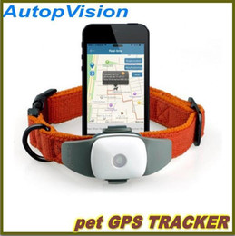 Wholesale Mini 4p - APPELLO 4P GPS TRACKER for pets cats dogs personal, gps tracking chip,mini app tracking device