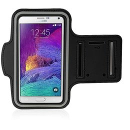 Wholesale Cell Stuff - Waterproof Sports Running Case Armband Running Bag Workout Armband Holder Pouch Cell Mobile Phone Arm Bag Band For iphone 6 Samsung S7