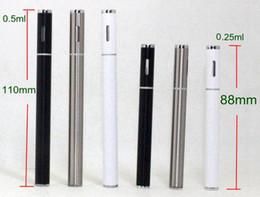 Wholesale Disposable E Cigarettes Cartridges - NEW Disposable e-Cigarette vaporizer o pen vape BBTank T1 WAX oil vape vaporizer thick oil cartridge pen BB Tank