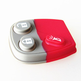 Wholesale Gm Remote Pad - Hot sell car key button for Buick GM 3 buttons remote key pad GM rubber pad