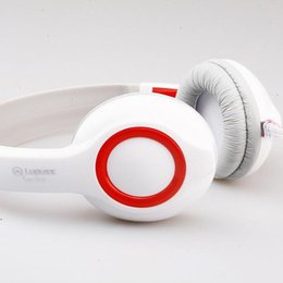 Wholesale Internet Games - Headband Computer headphones Internet LPS1513 cafes game voice chat headset headset Noise cancelling reduce the noise for PC and Phone