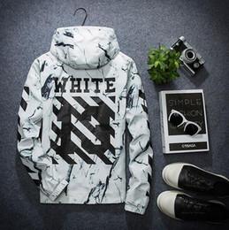 Wholesale Zippers Jackets - off white jacket windbreaker streetwear hip hop softshell waterproof suprem wind breaker y-3 college jaqueta masculina veste windbreakers