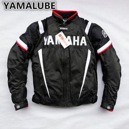Wholesale Off Road Armor - Fit FOR YAMAHA MOTORCYCLE RACINGJACKETS BODY ARMOR PROTECTIVE JACKET MOTOCROSS OFF-ROAD DIRT BIKE RIDING WINDPROOF CLOTHIN