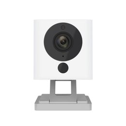 Wholesale Camera Portable Night - Original XiaoMi XiaoFang Portable Smart IP Security Home Camera Baby Monitor 1080P FHD Night Vision 9m F2.0 Large Aperture PAC0002W-US