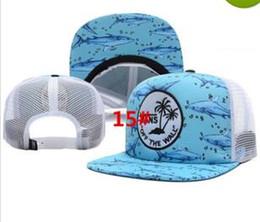 Wholesale Mesh Hip Hop Cap - 2017 New style Mesh Camouflage Baseball Cap Women Hip Hop Fashion gorras Van cap Bone Snapback Hats for Men Casquette touca dad Hat