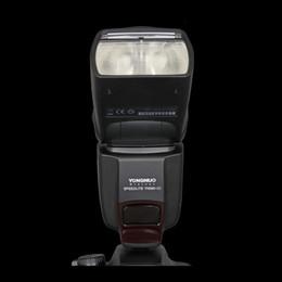 yongnuo rf Rebajas Al por mayor-Yongnuo YN560 III Flash Speedlite inalámbrico con radio incorporada de 2.4GHz para la cámara Fuji DSLR para RF-603 / RF-602
