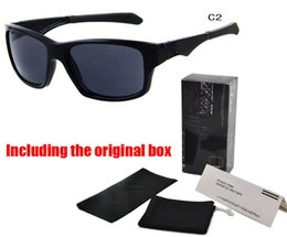 Wholesale bicycle big - Brand sunglasses men spectacles Bicycle glasses 11 colors big sunglass sports cycling sun glasses oculos de sol Original box