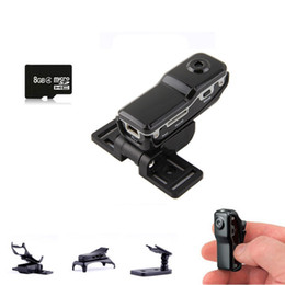 Wholesale Memory Security - Wholesale-Spy Mini Cam Home Security Camera Wireless Hidden Memory Card 8GB Gizli Micro HD Spycam Action Secret Versteckte