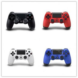 Wholesale Play Stations Games - Hot sell Bluetooth Wireless PS4 Controller for PS4 Vibration Joystick Gamepad PS4 Game Controller for Sony Play Station 4 5 Colors