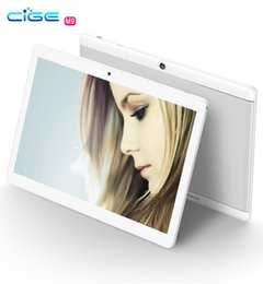 Wholesale Tablet Pc Sim Support - Hot New Android 6.0 Octa core ROM and 64 GB Dual Camera Dual SIM WiFi Tablet PC Support OTG 4G LTE Phone Bluetooth GPS