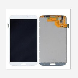 Wholesale Digitizer For Galaxy S2 - DHL Free Shipping For Samsung i9200 LCD Display & Touch Screen Digitizer for Samsung Galaxy Mega 6.3 i9200  i527  i9205  R960  L600  M819N