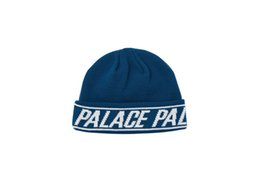 Wholesale Vogue Pink - Genuine Palaces feel like pablo Skateboards beanie hat Kanye West Off White winter beanie knitted skullies vogue Ski beanies drake hats