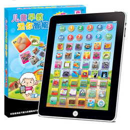 Wholesale Children Laptop Computer Toy - Computer Laptop Y Pad 3 Hi-pad Toys New Learning & Education Laptop Y Pad English Learning Fun Toys without Data lines