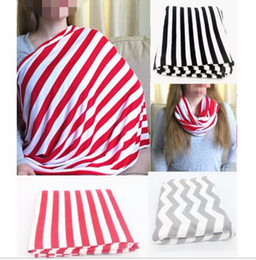 Wholesale Wholesale Aprons For Women - Mother Breast Feeding blanket Nursing Cover for Baby feeding nursing Apron Breastfeeding Covers Women Baby Blanket 11colors