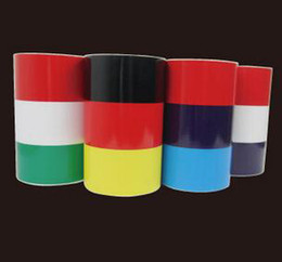 Wholesale Vehicle Wrap Free Shipping - 2017 Whole vehicle converted 5m*15cm stick Three color car change color film stickers chameleon vinyl car wrap free shipping