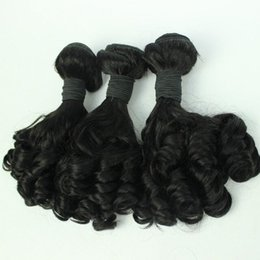 Wholesale Brazillian Loose Wave Unprocessed Hair - Best qualityBrazilian Human Hair Weaves Bundles Unprocessed Brazillian Peruvian Indian Malaysian loose wave Hair Extensions Natural Black