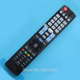 Wholesale Lcd Universal Remote Control Tv - Wholesale- universal remote control suitable for lg tv AKB73615632 AKB73615315 AKB73275605 BD HomeTheater System 3D LED LCD TV
