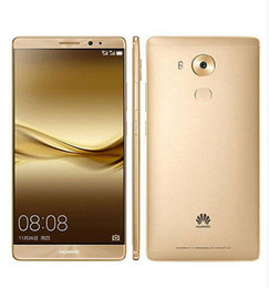 "Wholesale Huawei Mate Cell Phone - Original Huawei Mate 8 4G LTE Cell Phone 3GB RAM 32GB ROM Kirin 950 Octa Core Android 6.0 6.0"" HD 2.5D Glass 16.0MP Fingerprint Mobile Phone"