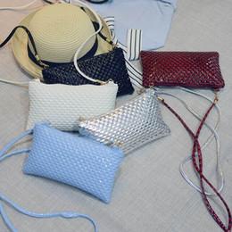 Wholesale Cheapest Wholesale Handbags - Free Shipping Ladies Shoulder bag Fashion Patent PU Clutch Bag Metallic PU Candy Colors Envelop Handbag Cheapest High Quality Daily Bag 6490