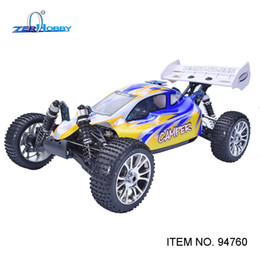 Wholesale Hsp Car Nitro Road - Wholesale- HSP RACING 1 8 SCALE 4WD OFF ROAD NITRO POWERED REMOTE CONTROL BUGGY CAR SH21CXP ENGINE HIGH SPEED (MODEL 94760)