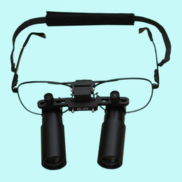 Wholesale Surgical Microscope Glasses - 5X 5.5X 6X 7X 8X Magnifier Loupe Surgical Optical Microscope Binocular Loupe Loupes Operating Magnifying Glass Surgical operating loupe