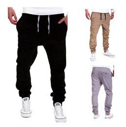 Wholesale Mens Striped Trousers - Wholesale-2017 New Mens Joggers Brand Male Trousers Men Pants Casual Solid Pants Sweatpants Jogger Large Size Size M-XXXXL