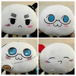 Wholesale Country Doll Wholesale - 30cm Cartoon Pillow Plush toys doll Cushion Cute Pillow with 12 Countries Dumpling Pillow Dolls Stuffed Animals Toy
