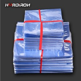 blow bags Promo Codes - Soft Transparent Blow Molding PVC Heat Shrinkable Bags  pvc Heat Shrink Bags  Clear Plastic Packing Pouch