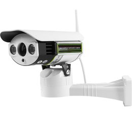 Wholesale Hd Ip Camera 12mm - 960P HD Pan Tilt Bullet Wireless Outdoor IP Camera WiFi Security CCTV System Waterproof Night Vision Lens 2.8-12mm Built-in IR Cut