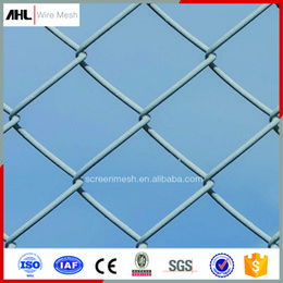 Wholesale Metal Wire Fencing - Factory and Produce Garden Outdoor Galvanized PVC Stainless Steel Chain Link Wire Mesh Fence
