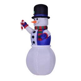 Wholesale Christmas Snowman Inflatables - Hot sale Home & Garden Decoration Christmas Inflatable snowman