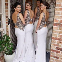 Wholesale making light work - 2017 100% Hand work vestidos longos Long Sexy Long Evening Dress vestidos de noiva free shipping
