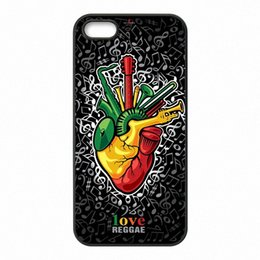 Wholesale Black Rasta - bob marley lion rasta lion reggae Phone Covers Shells Hard Plastic Cases for iPhone 4 4S 5 5S SE 5C 6 6S 7 Plus ipod touch 4 5 6