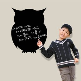 Wholesale Glasses Pattern For Kids - New Wall Sticker Chalkboard Stickers Removable Decals For Kids Draw Fashionable Modern Classic Home Decor Multi-pattern