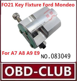 Wholesale Ford Parts - Best Quality FO21 Fixture Clamp Parts For Ford Mondeo Car Key Clamp Replacement Miracle A7 A8 A9 Sec E9 key Fixture Tool