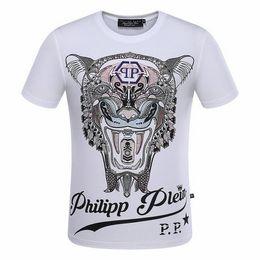 Wholesale Designer Fashion Tshirts - New Fashion brand palace vlone men High quality 100% Cotton Mens designer t shirts Skull palace tshirts Drop Shipping 1:1 brand polo