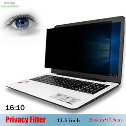 Écran de protection pour ordinateur portable en Ligne-13,3 pouces Filtre de  confidentialité 9e66eaa81eb4