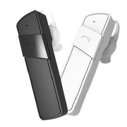 Wholesale Headset Key - 2017 Portable A7 Business Bluetooth Earphone 4.1 Bluetooth Stereo Ear Hook Wireless Earphone A Key Take Pictures Gift Bluetooth