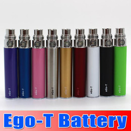 Wholesale Vivi Nova Adjustable Battery - Ego Battery E cig 650 900 1100 mAh For Ego,ego-t,510-t,vivi nova EVOD Ce4 MT3 Atomizer Electronic Cigarette Batteries 50pcs DHL