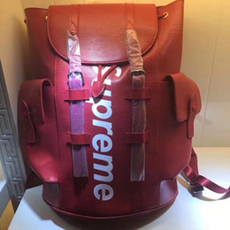 Wholesale Back Packing - Fashion Unisex Real Leather Women Backpacks Genuine High Quality Travel Back Pack Brand dhY-70009
