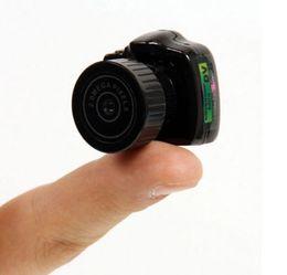 Wholesale Hd Cameras Miniature - Wholesale-Smallest Mini Camera Camcorder Video Recorder DVR Pinhole Web cam Cool mini camcorders Miniature cameras