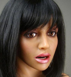 Wholesale Realistic Sex Dolls Hair - sex Adult sex toys Hot sell Men's Sexy Realistic full Solid Silicone Love doll Sex dolls, wholesale sex products virgin 2015 hair