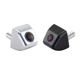 Wholesale Parking Back Camera - Waterproof Car Rear View Camera 170 Degree Rear-view Back-up and Parking Camera Universal 1 4 Color CCD Imaging Chip