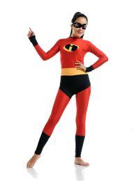 Wholesale Superwoman Costumes Women - Superwoman costumes zentai suits