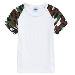 Wholesale Chiffon Shirts For Kids - Children T-shirt for Boys Clothing Baby Boys Summer Tops Tee Shirt 100% Cotton T-shirt Kids Clothes Boy Tshirt 12 Color