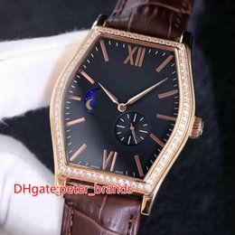 Wholesale Moon Watch Design - The new moon and stars of the original octagonal explosion butterfly design high quality automatic snap end men's Watch