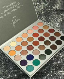 Wholesale in stock HOT new makeup THE JACLYN HILL x color eyeshadow palette dhl