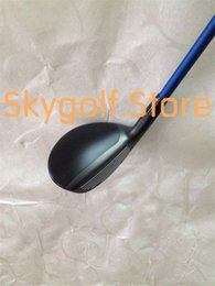 Wholesale Rescue Clubs - New G30 Golf hybrids 17 19 22 26 30degree with graphite shaft golf rescues woods clubs set right handed MEN