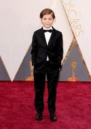 Wholesale Style Complete Designer Boy - Fashion Kid Complete Designer Boy Wedding Suit Boys Custom made Boy Formal Wear